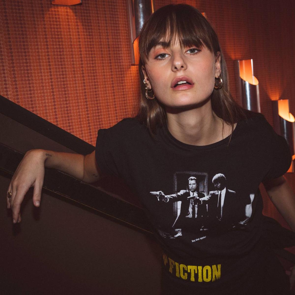 Schweden Damen T-Shirt Dynamic Girlie Shirt