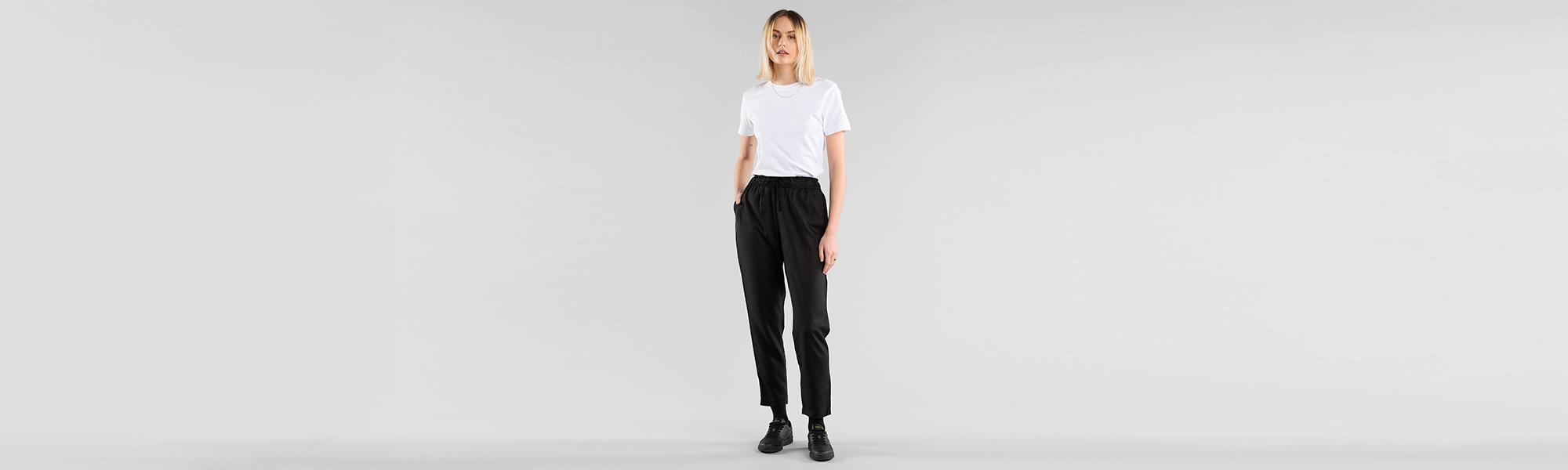 Byxor, Shorts & Kjolar för Dam