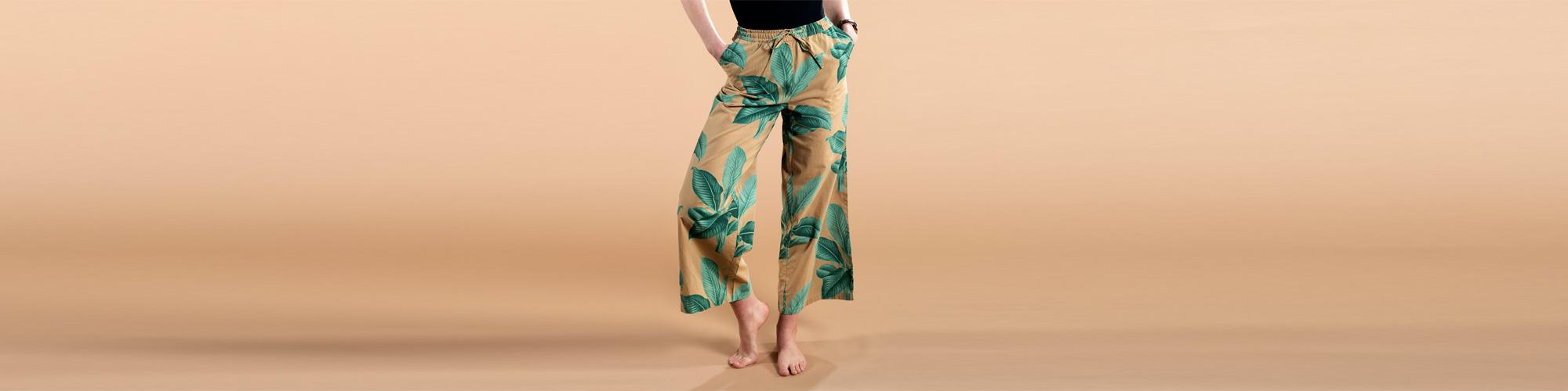 Women's Hosen & Shorts