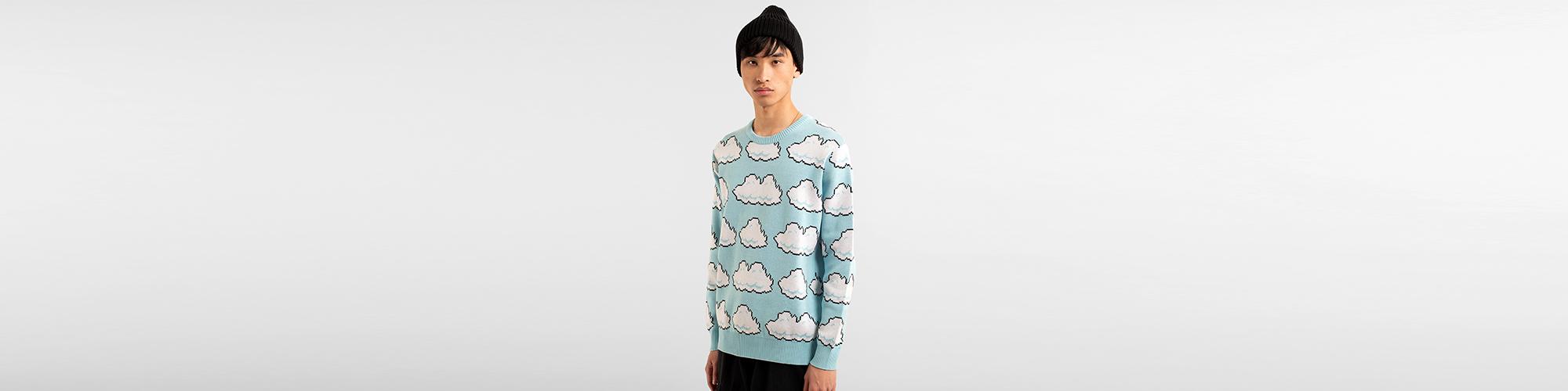 Sweatshirts & Sweaters