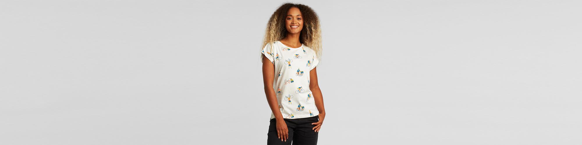 T-shirts & Tops Damen