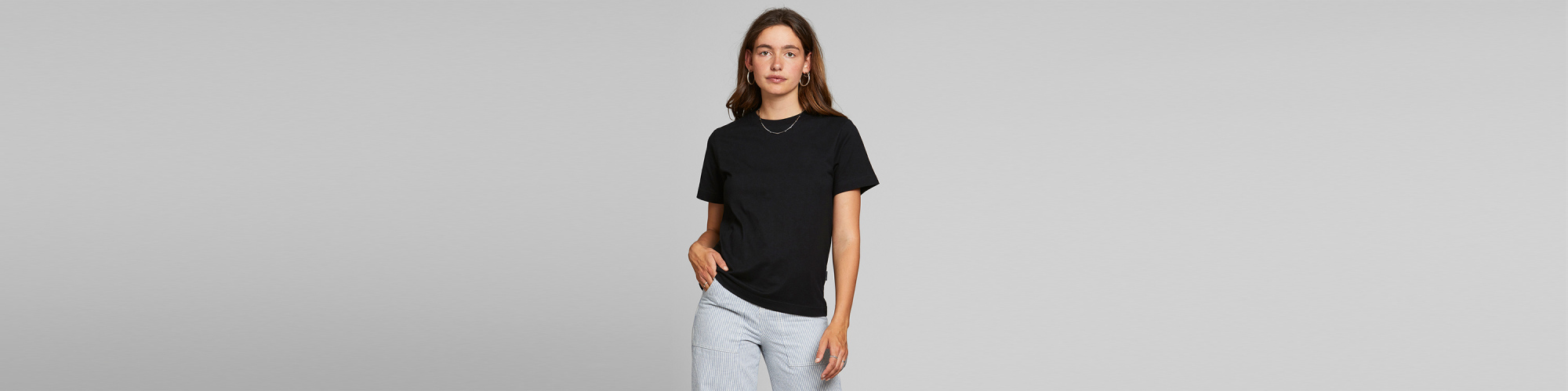 Women's Solid T-shirts