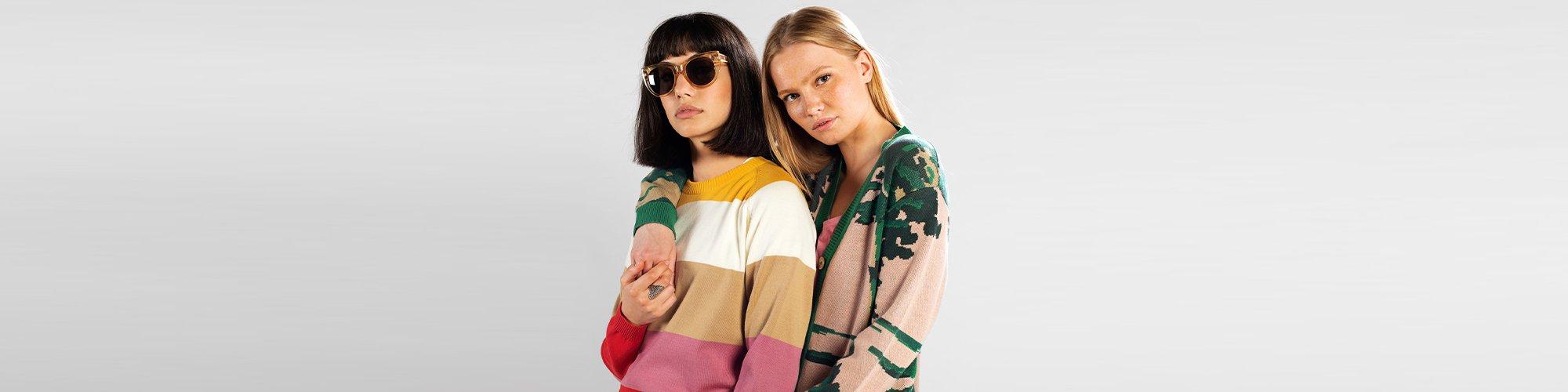 Women's Sweatshirts & Sweaters