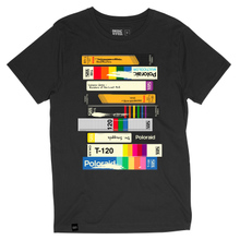 T-shirt Stockholm Video Retro