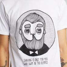 T-shirt Stockholm Shaving