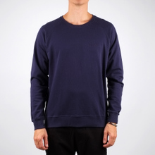 Malmoe Sweatshirt Script Estate Blue