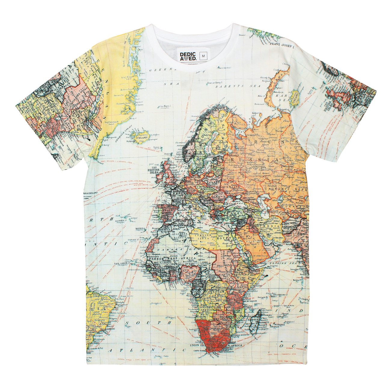 812fd9adf2 Dedicated T shirt Maps - Tshirt Store Online