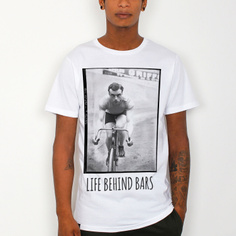 T-shirt Stockholm Life Behind Bars
