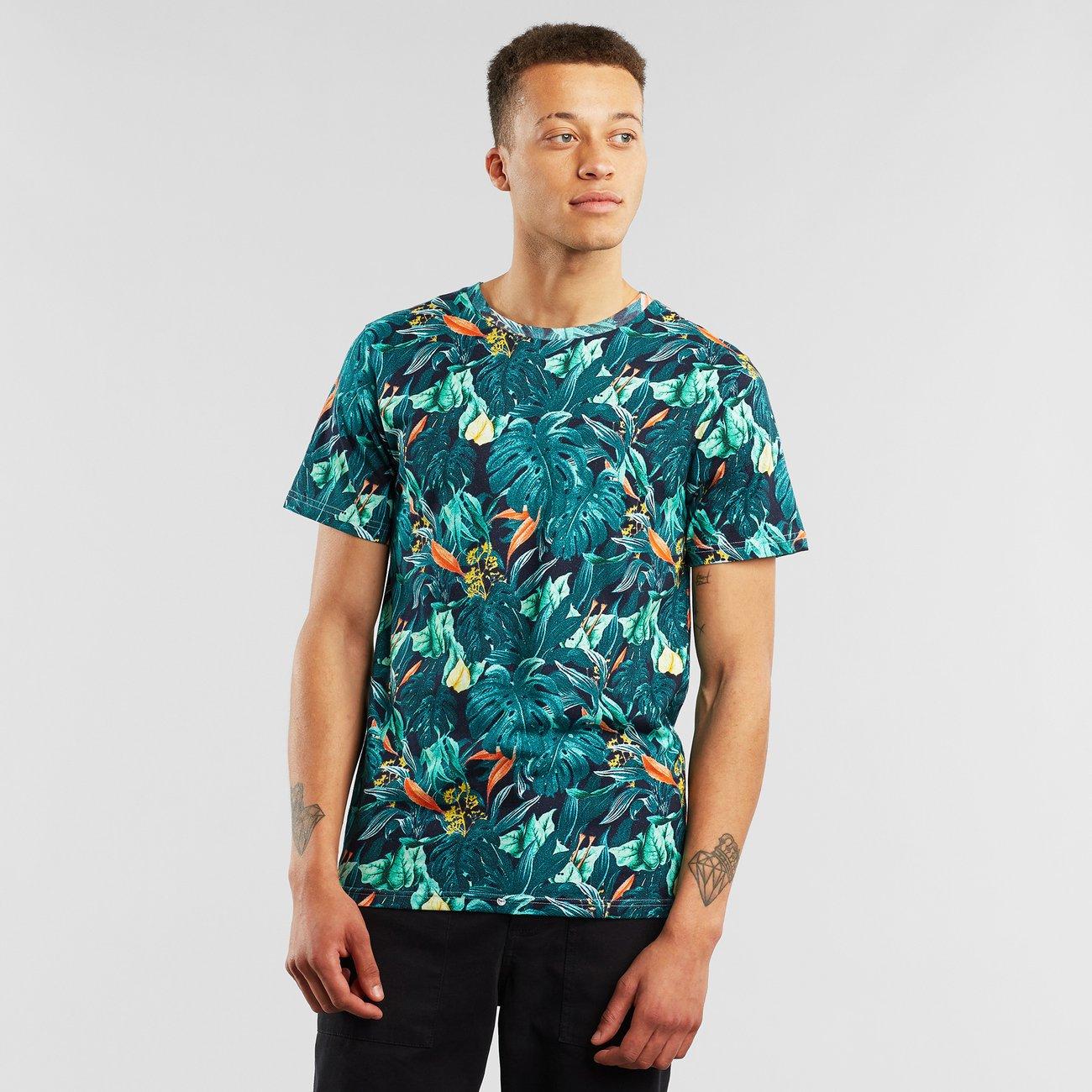 Stockholm T-shirt Jungle