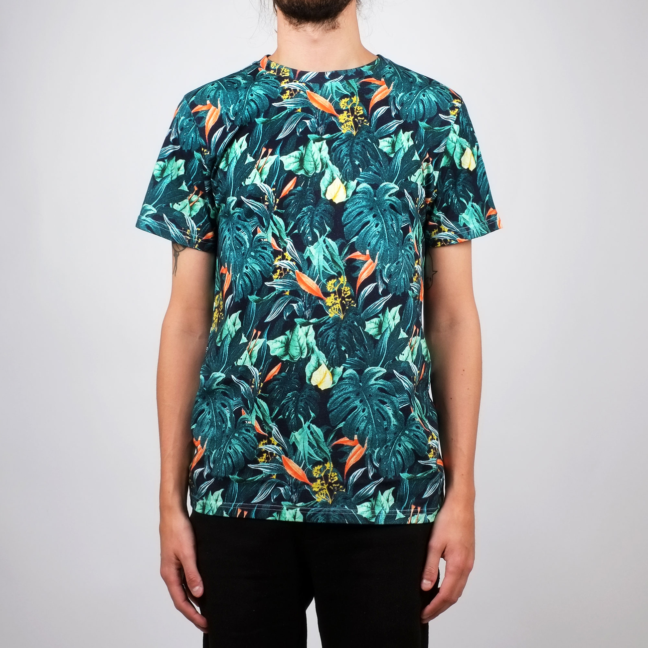 T-shirt Stockholm Jungle
