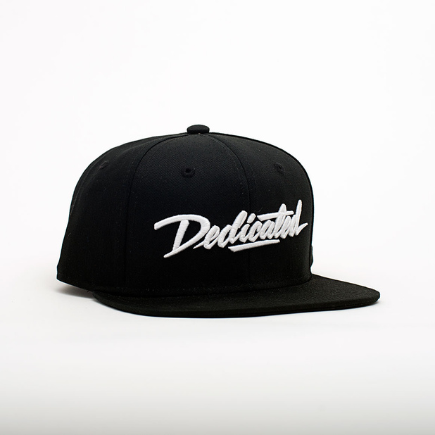 Snapback Keps Basic Black