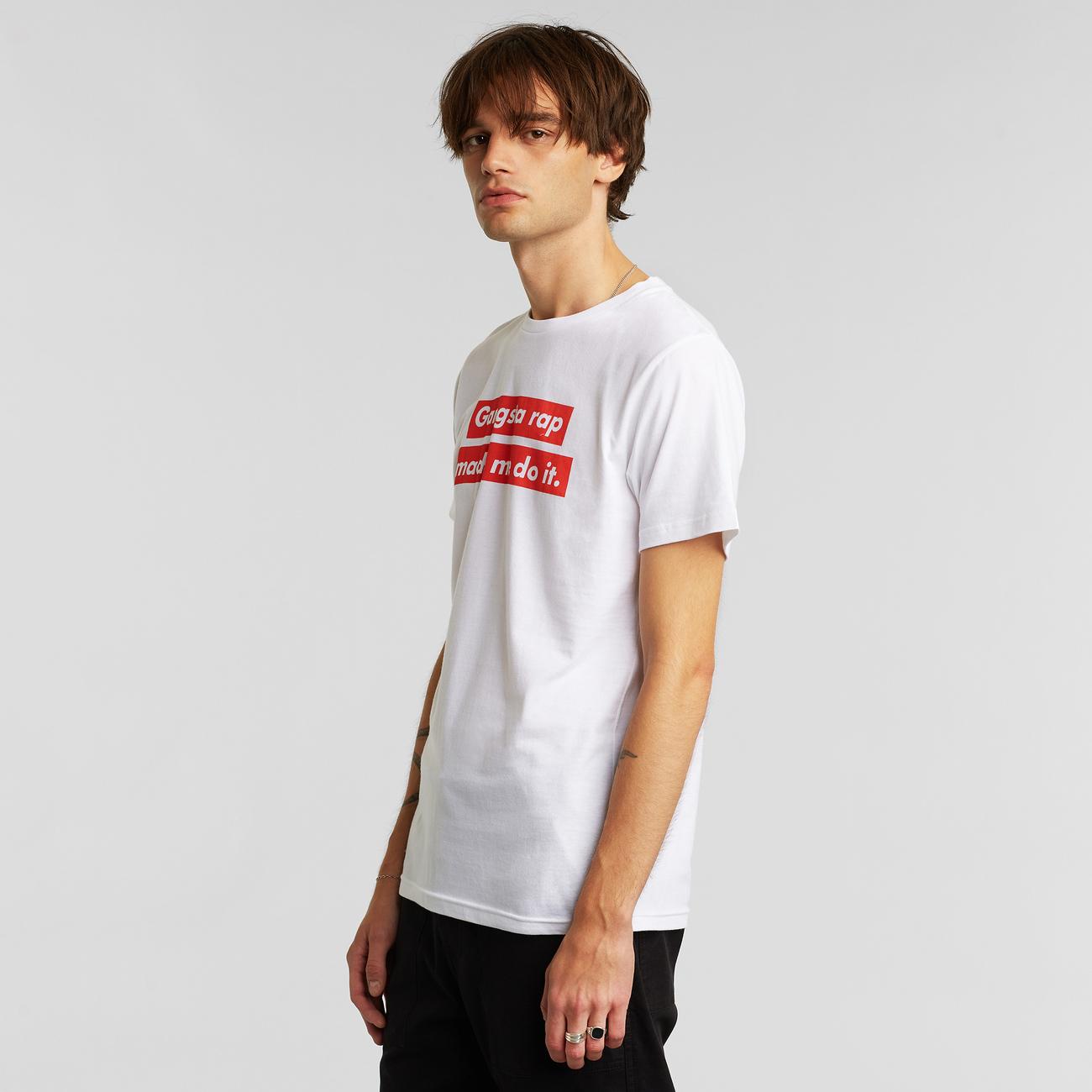 T-shirt Stockholm Gangsta Rap