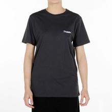 T-shirt Stockholm Dedicated Script Charcoal