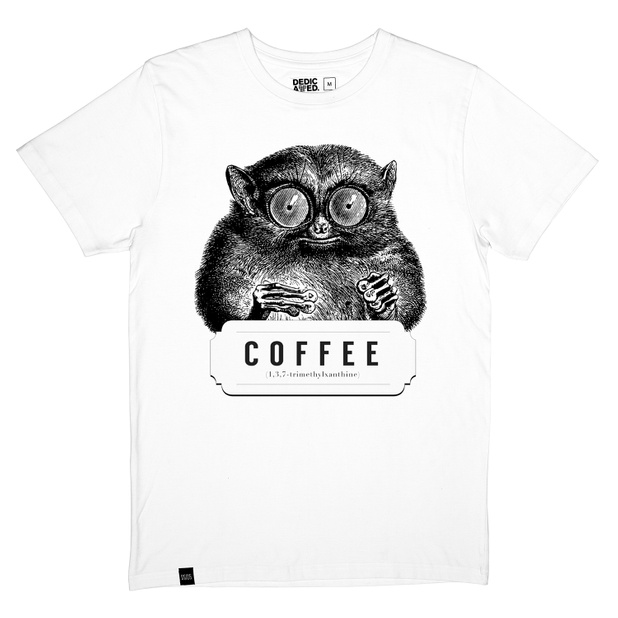 T-shirt Stockholm Caffeine Kick