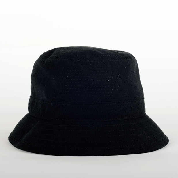 Bucket Hat Black Mesh