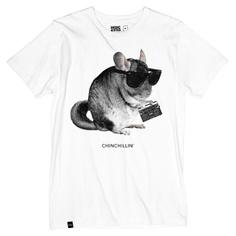 T-shirt Stockholm Chinchillin