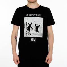 T-shirt Stockholm Nun Given