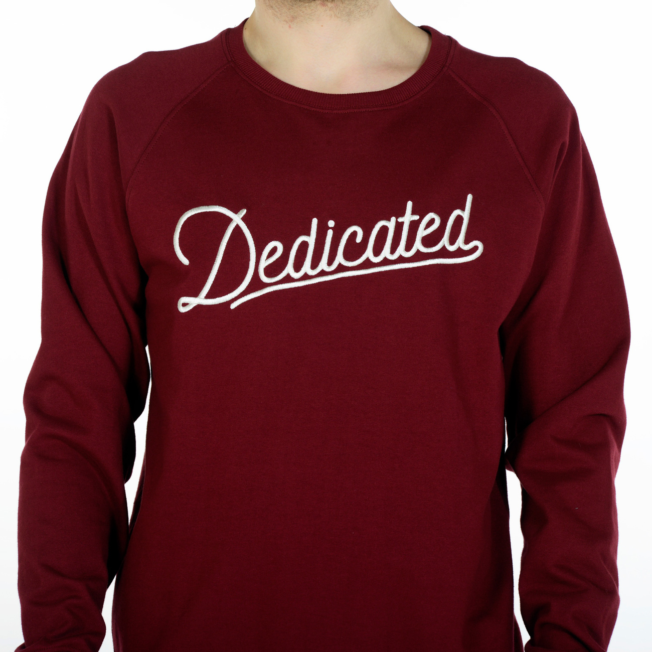 Sweatshirt Dedicated Retro Script