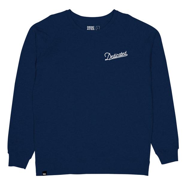 Sweatshirt Malmoe Dedicated Embroidery