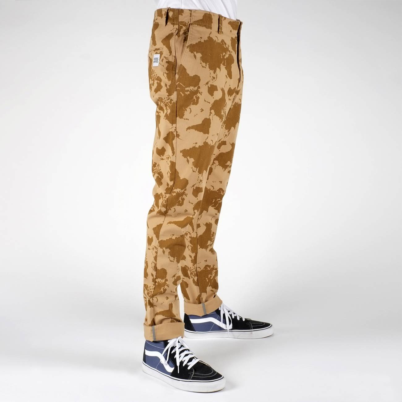 Casual Chino World Camo