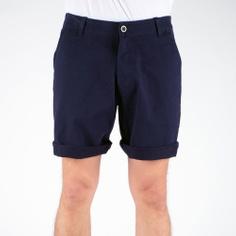Chino Shorts Nacka Navy