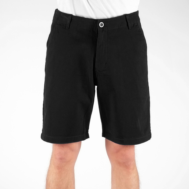Chino Shorts Nacka Black