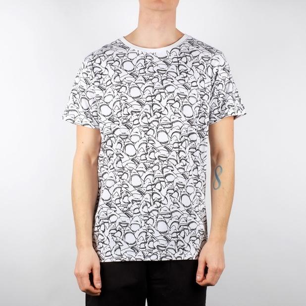 T-shirt Stockholm Shark Bite