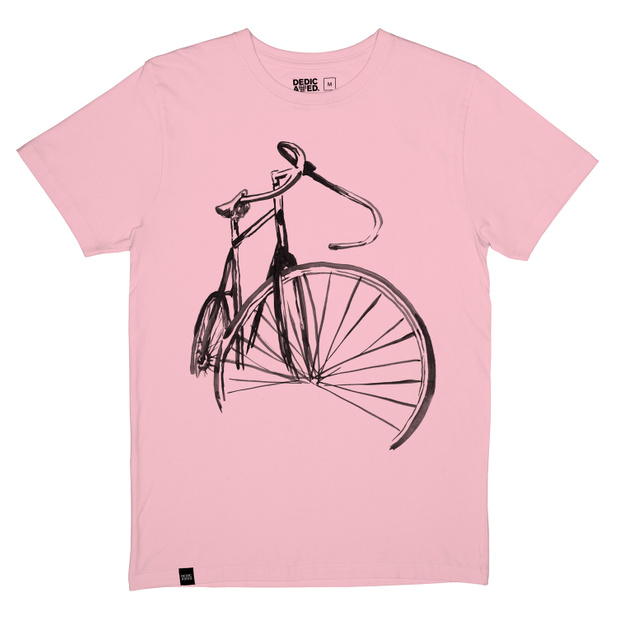 Stockholm T-shirt Sketch Bike
