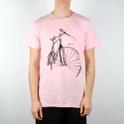 Stockholm T-shirt Sketch Bike