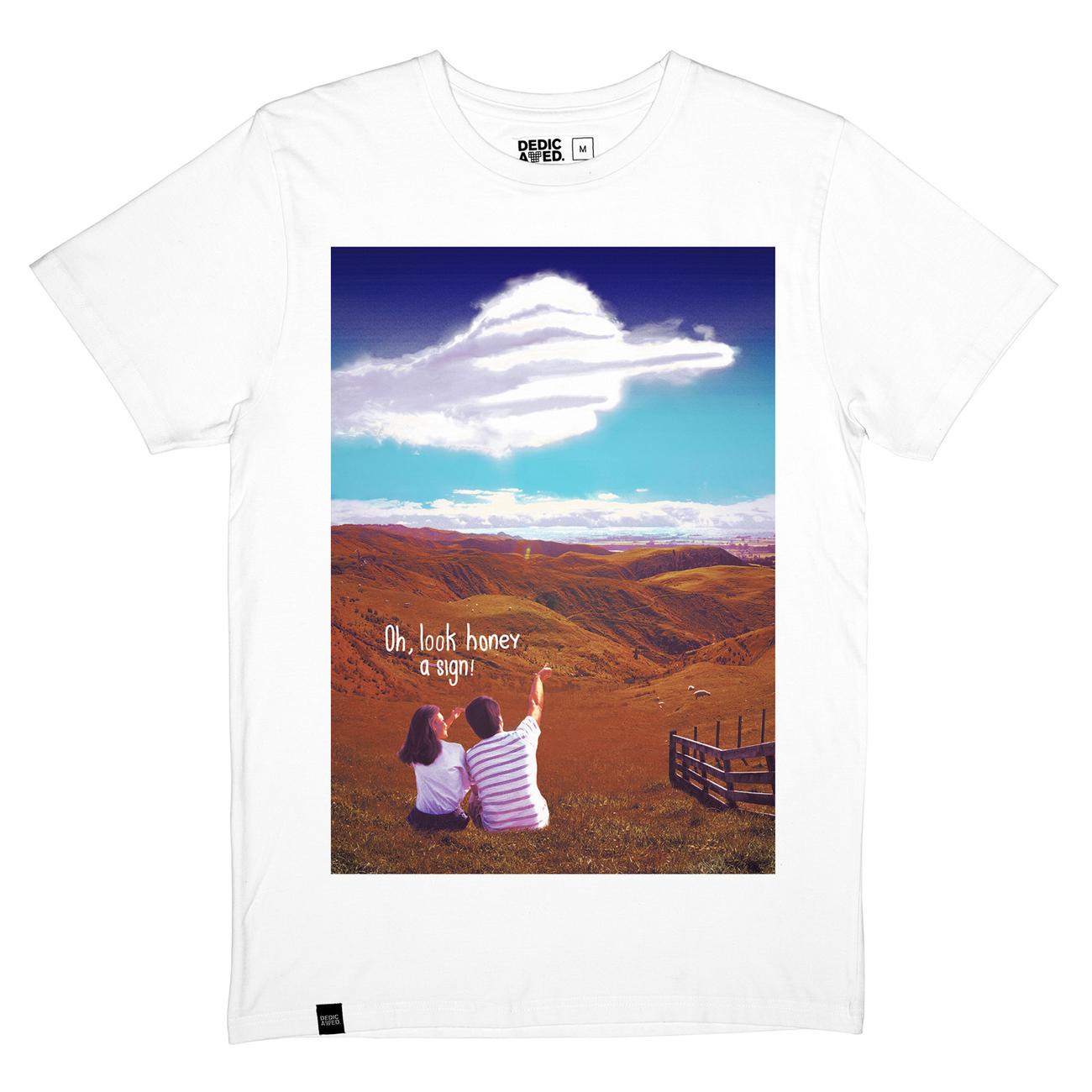 Stockholm T-shirt A Sign