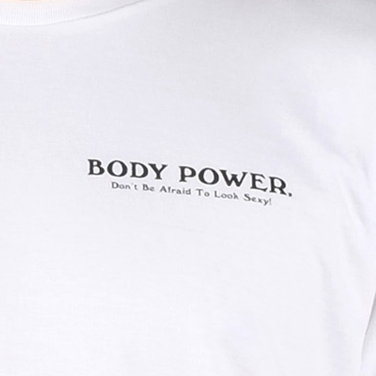 Stockholm T-shirt Body Power