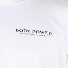 T-shirt Stockholm Body Power