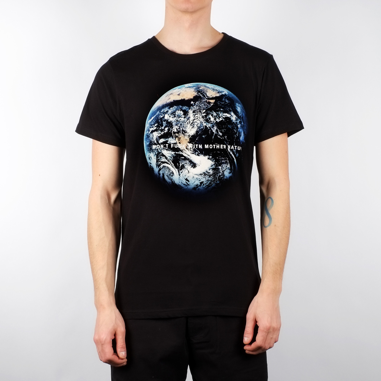Stockholm T-shirt Mother Nature
