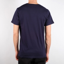 T-shirt Stockholm Local Planet Navy