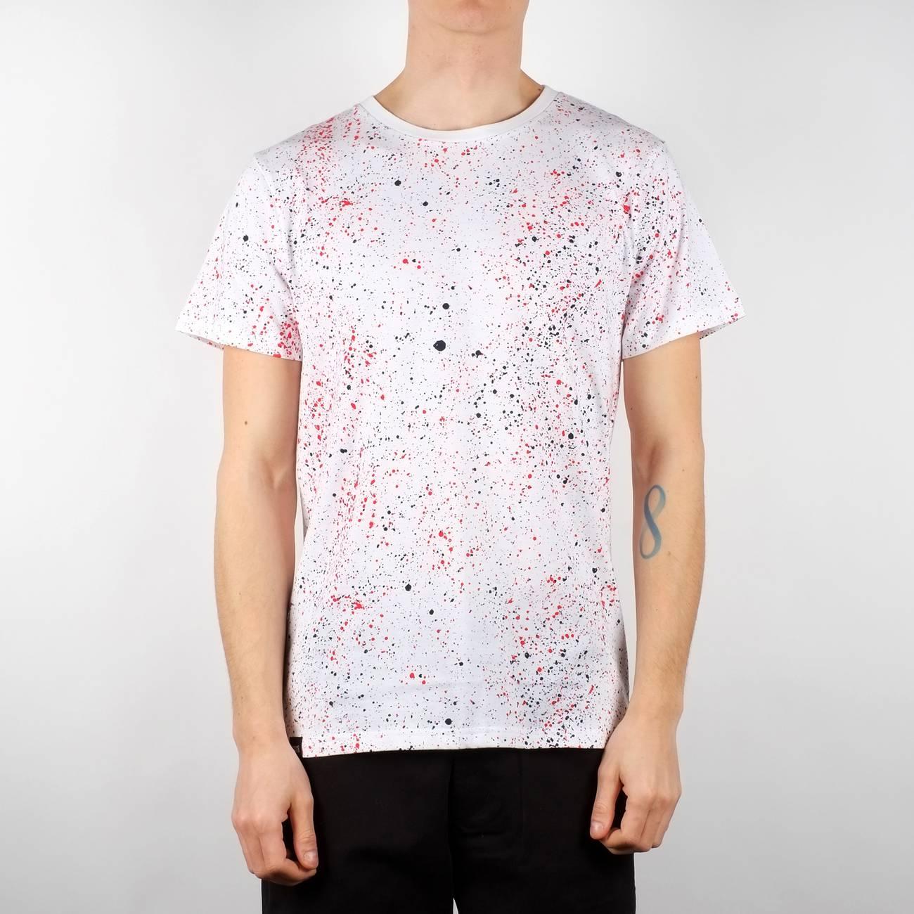 Stockholm T-shirt Spray Drips
