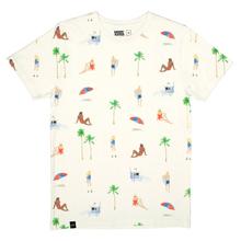 Stockholm T-shirt Beach Life
