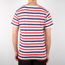 Stockholm T-shirt Liberty Stripes