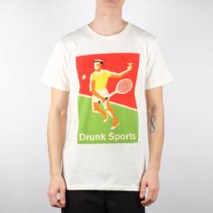 Stockholm T-shirt Drunk Sports