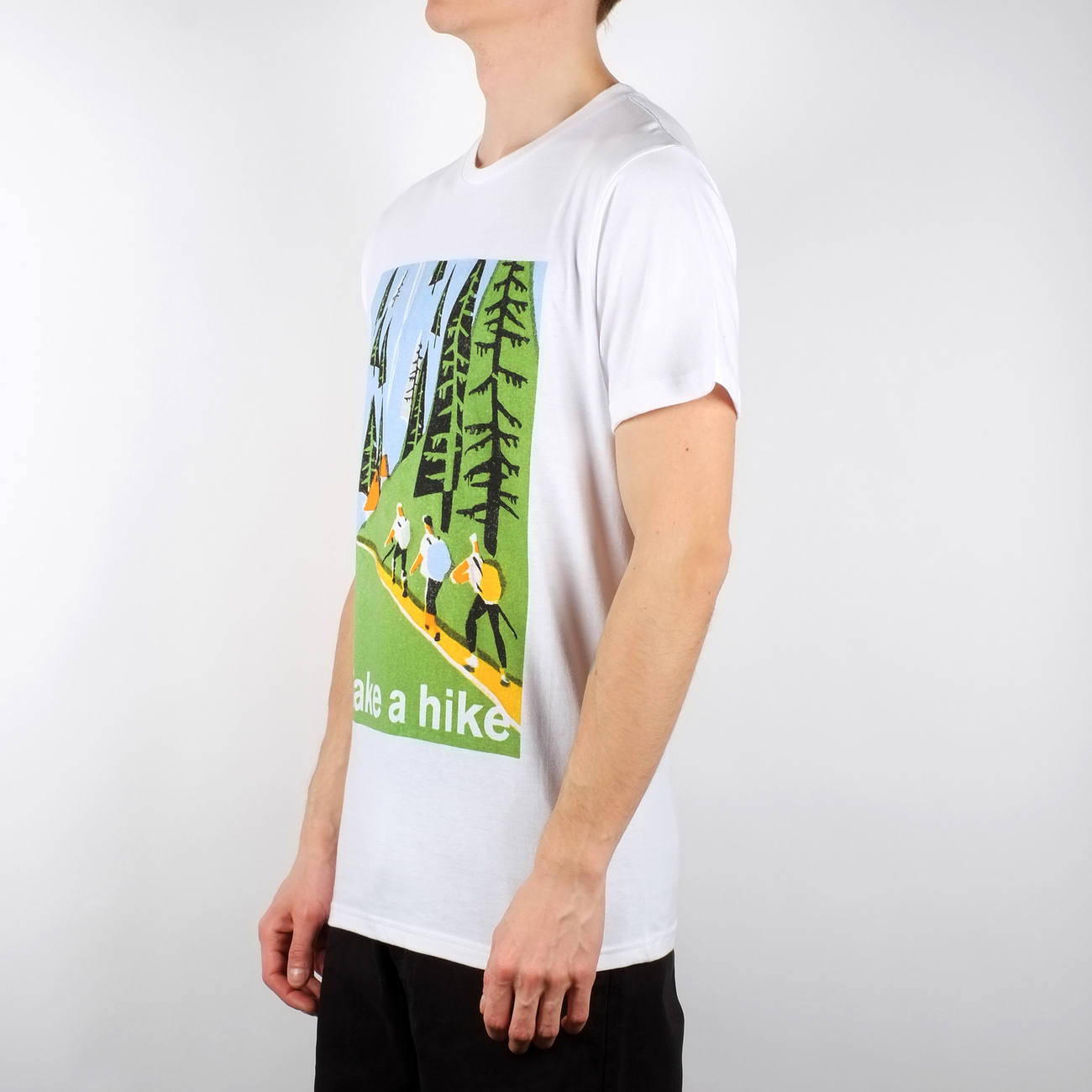 Stockholm T-shirt Take A Hike