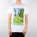 Stockholm T-shirt Take A Hike