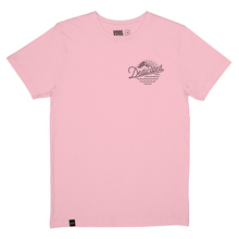Stockholm T-shirt Outdoor Vibes Pink