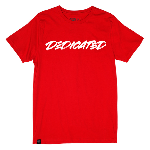 T-shirt Stockholm Marker Red