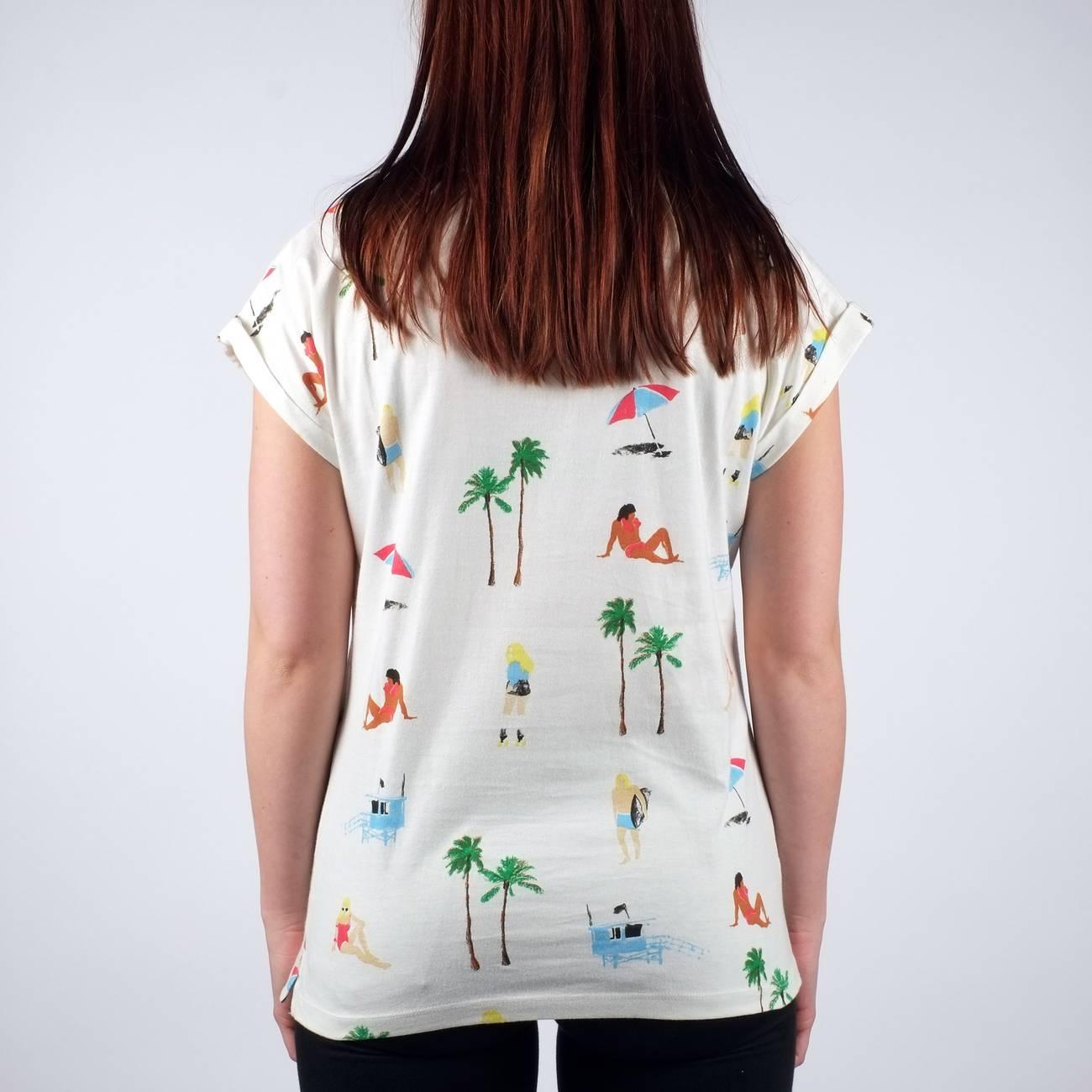 T-shirt Visby Beach Life