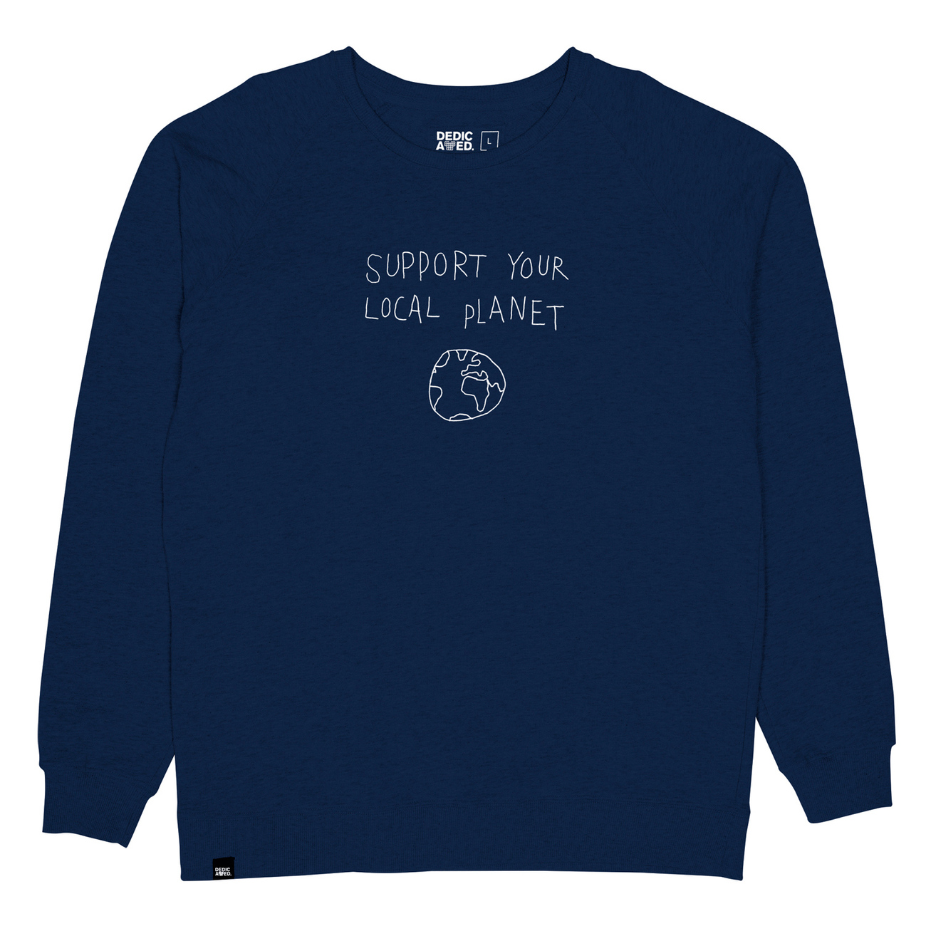 Malmoe Sweatshirt Local Planet