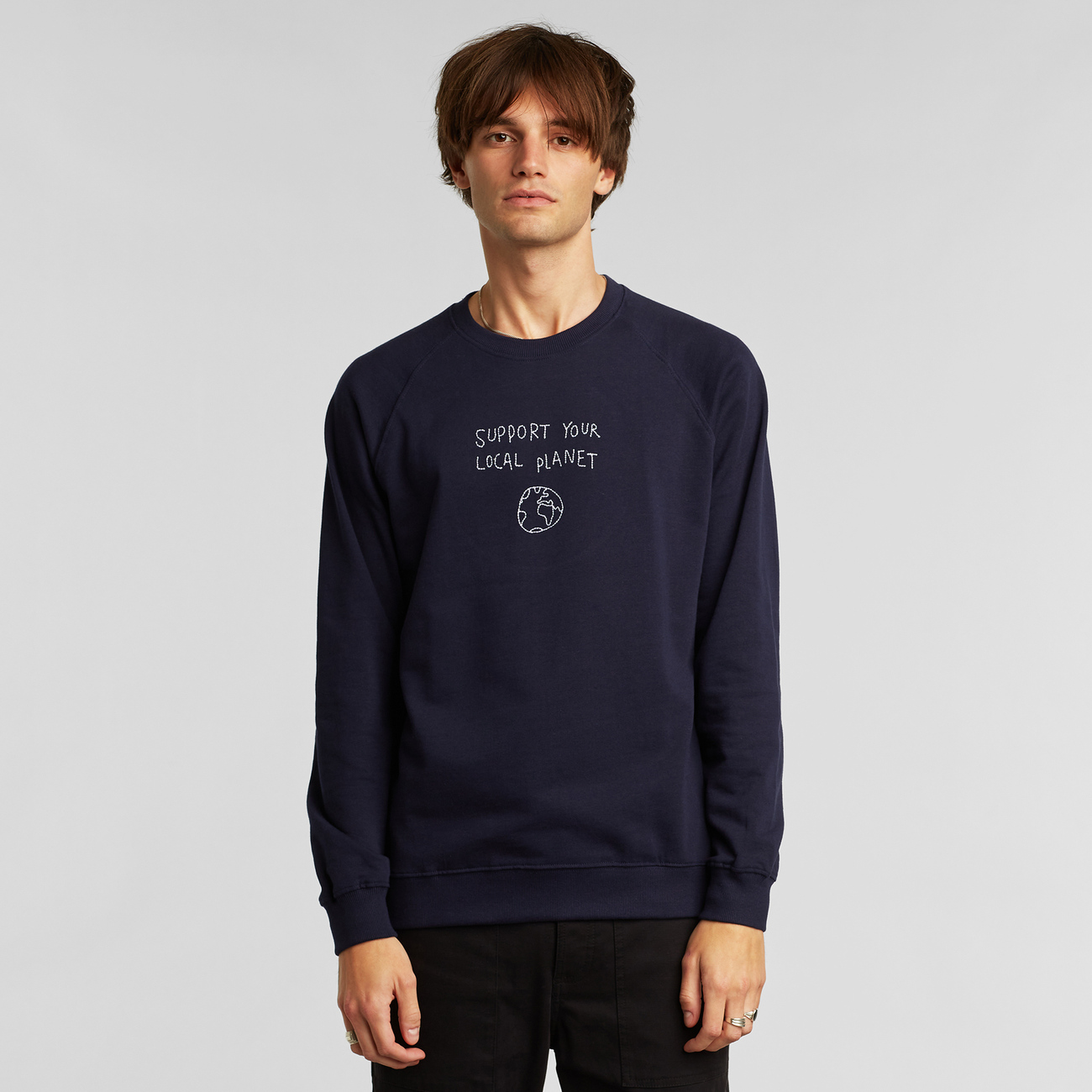 Malmoe Sweatshirt Local Planet