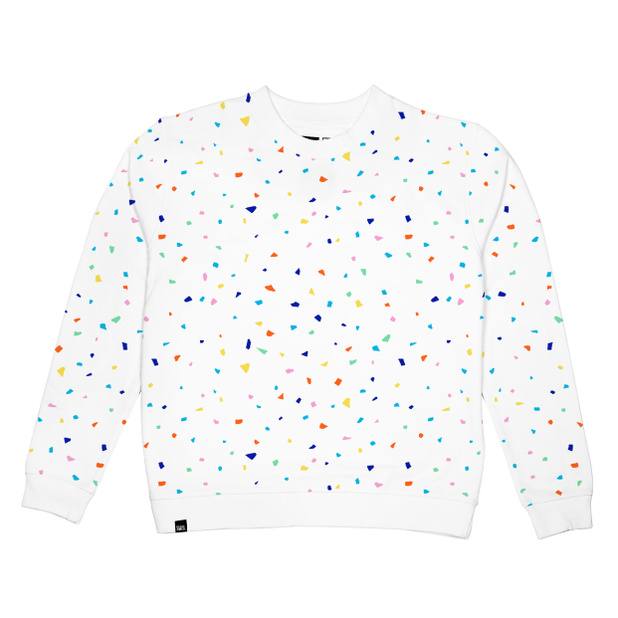 Sweatshirt Ystad Confetti