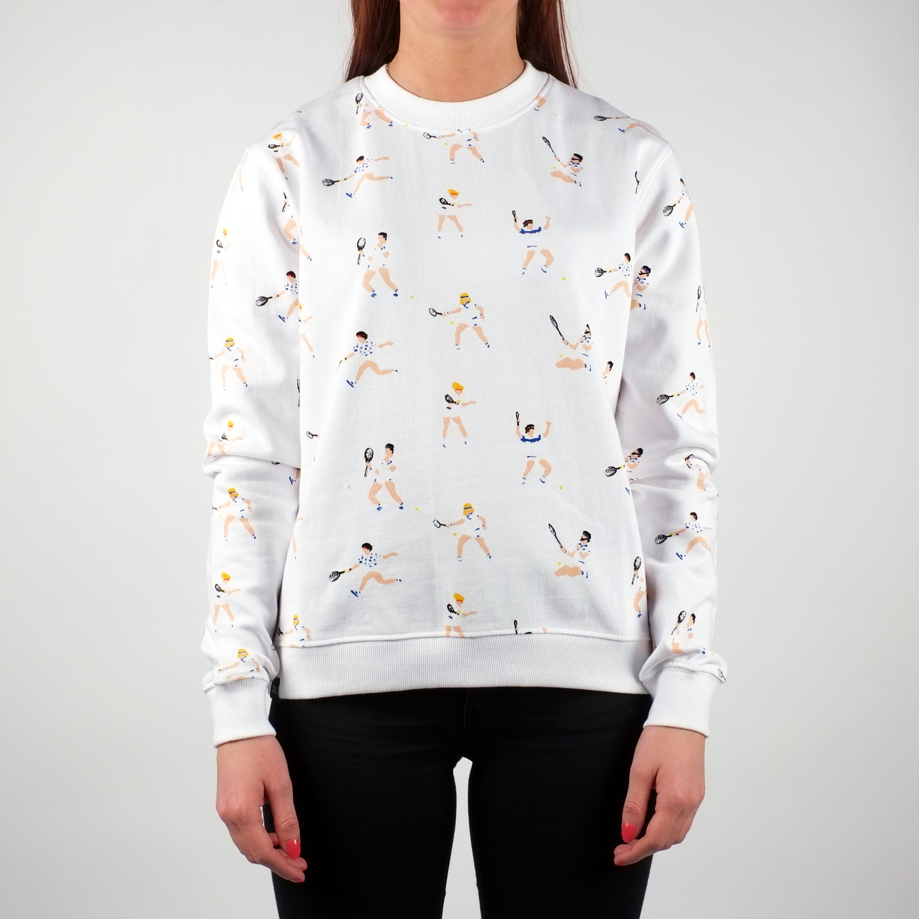 Ystad Sweatshirt Tennis People