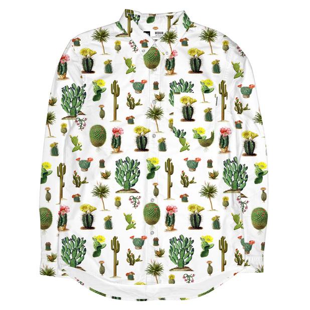 Varberg Skjorta Cactus