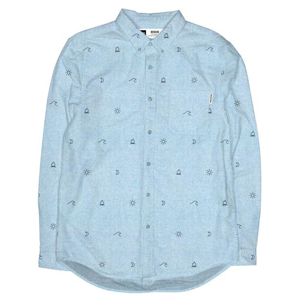 Varberg Shirt Camp Pattern