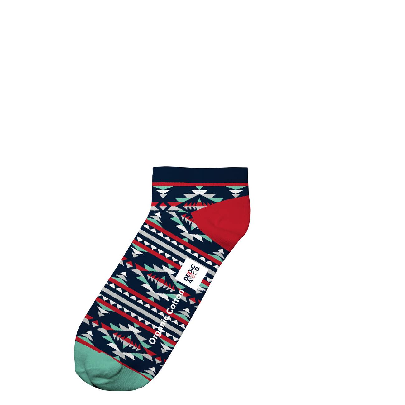 Low Socks Tibble Arizona Blue